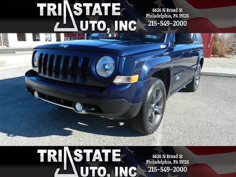 2014 Jeep Patriot Utility 4D Latitude 4WD