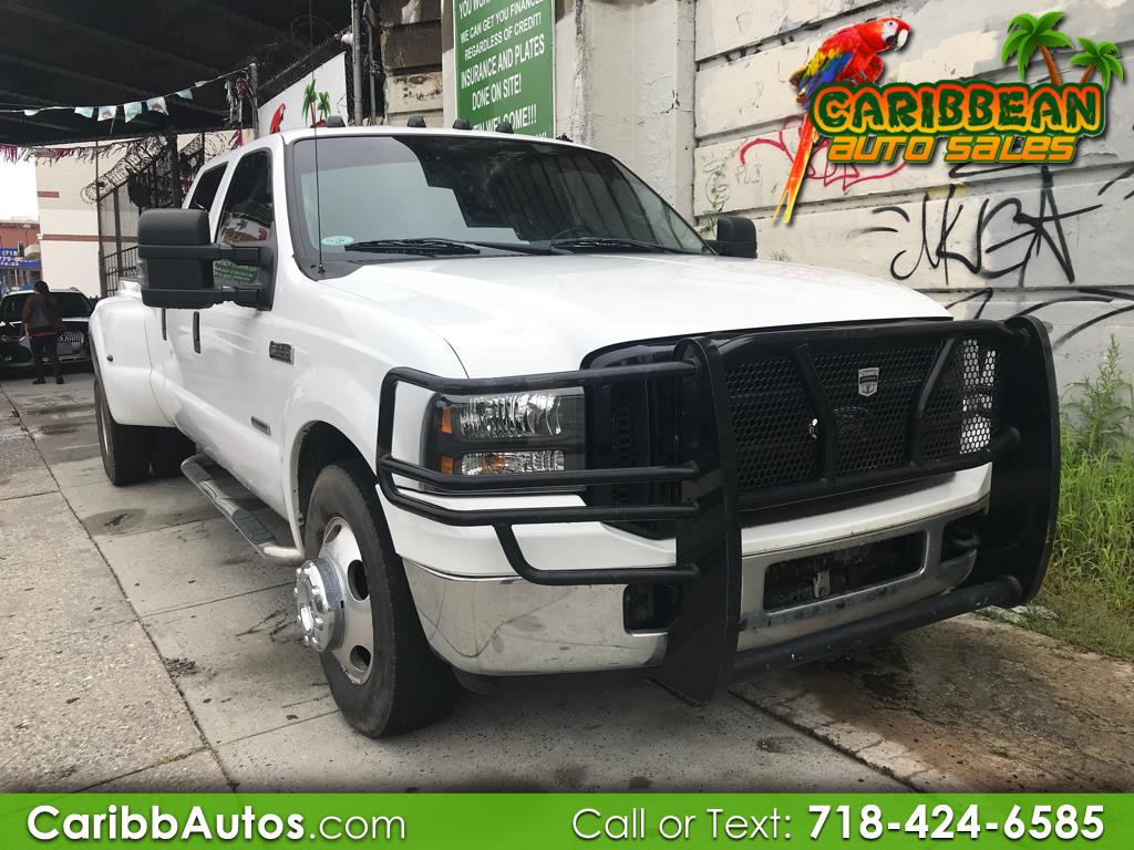 "2007 Ford Super Duty F-350 DRW 2WD Crew Cab 172"" King Ranch"