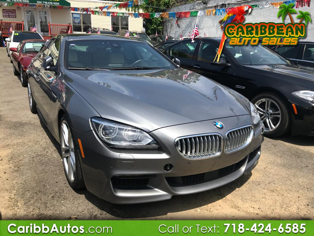 2014 BMW 6 Series 4dr Sdn 650i Gran Coupe