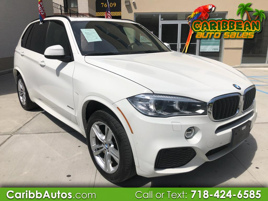 2015 BMW X5 AWD 4dr xDrive35i