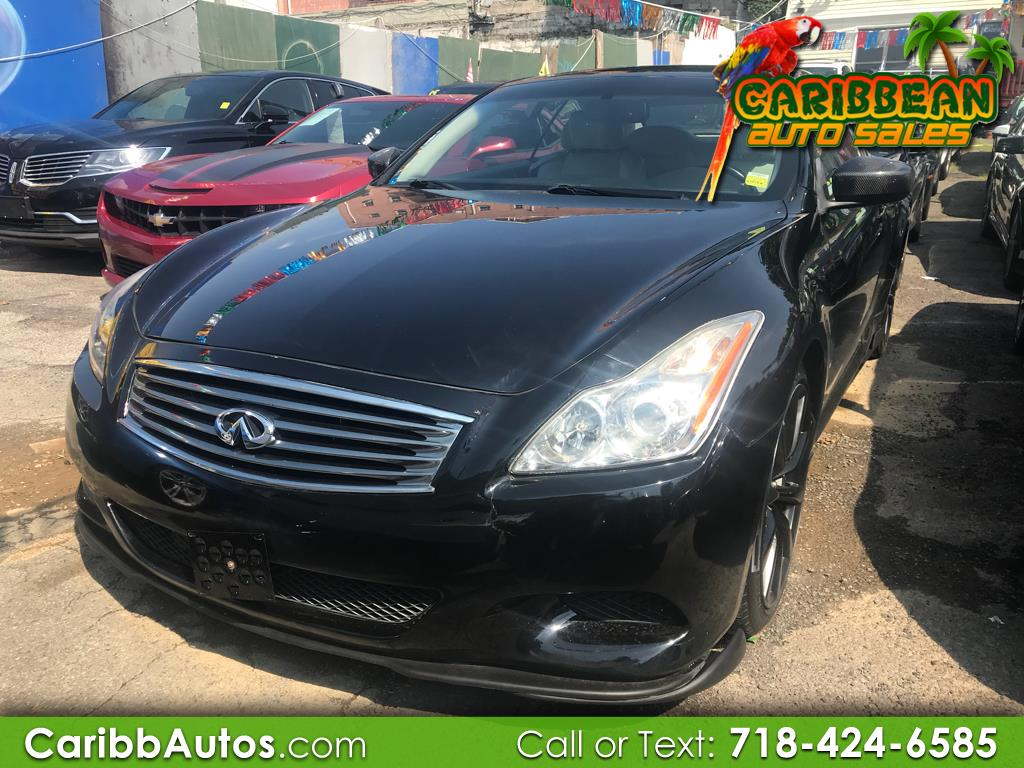 2010 Infiniti G37 Convertible 2dr Base