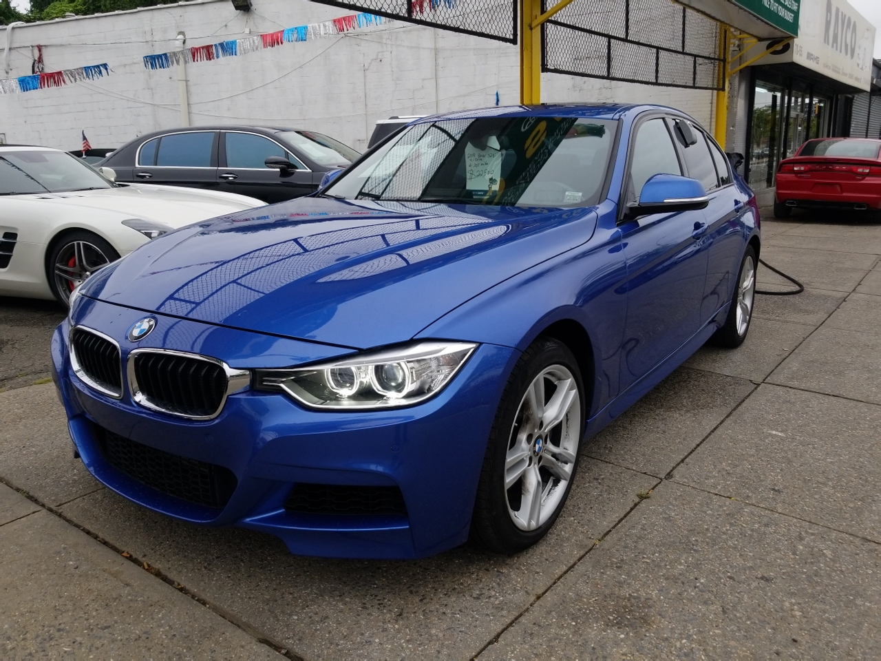 2014 BMW 3 Series 4dr Sdn 328i xDrive AWD