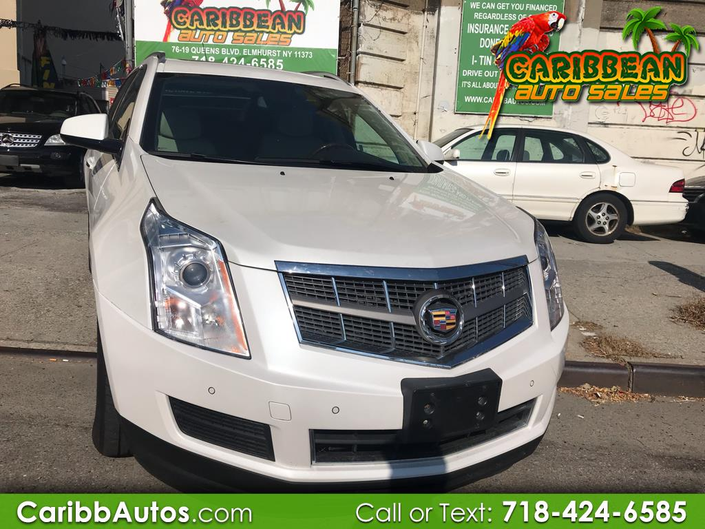 2010 Cadillac SRX AWD 4dr Luxury Collection