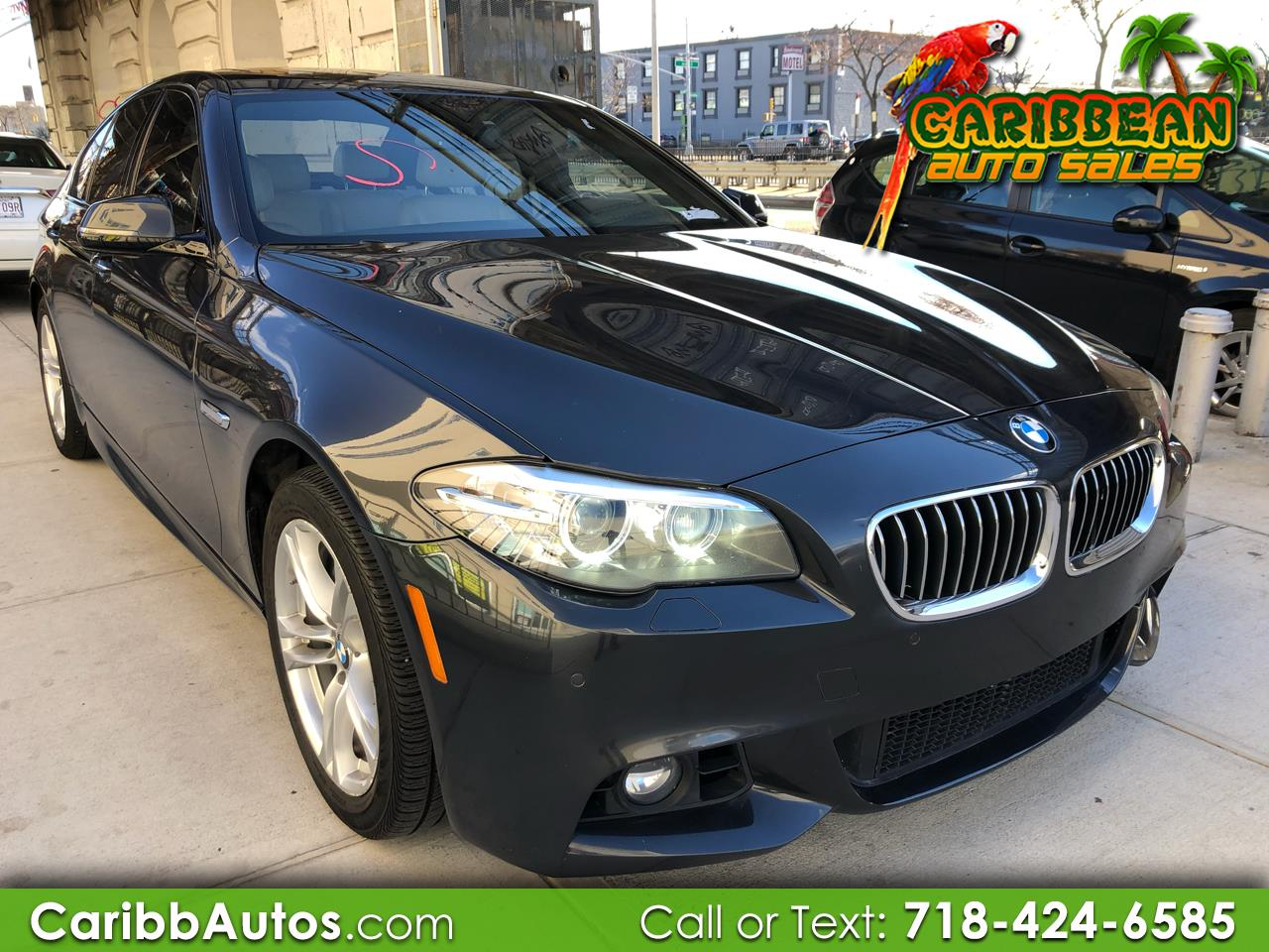 2015 BMW 5 Series 4dr Sdn 528i xDrive AWD