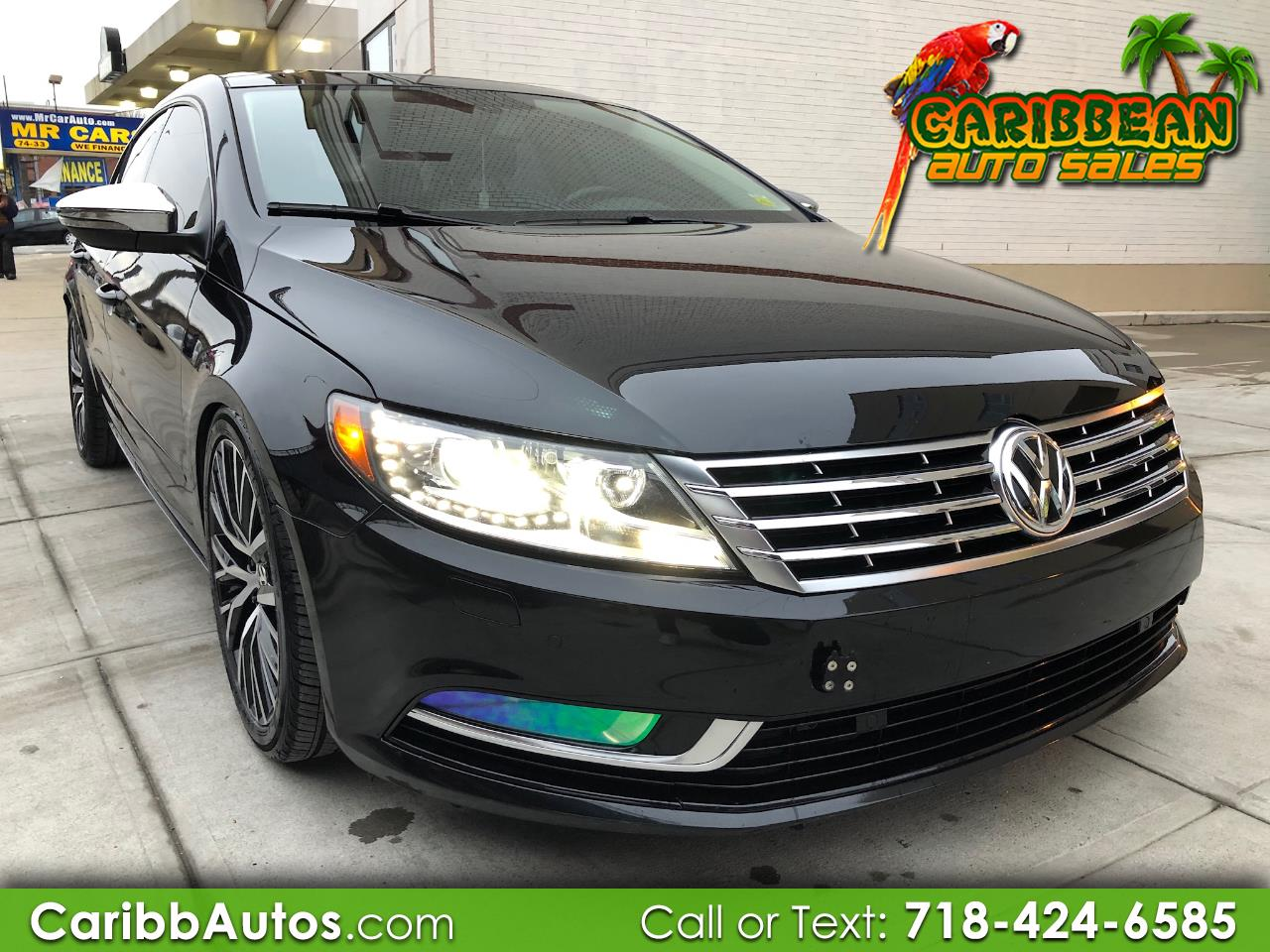 2014 Volkswagen CC 4dr Sdn VR6 Executive 4Motion