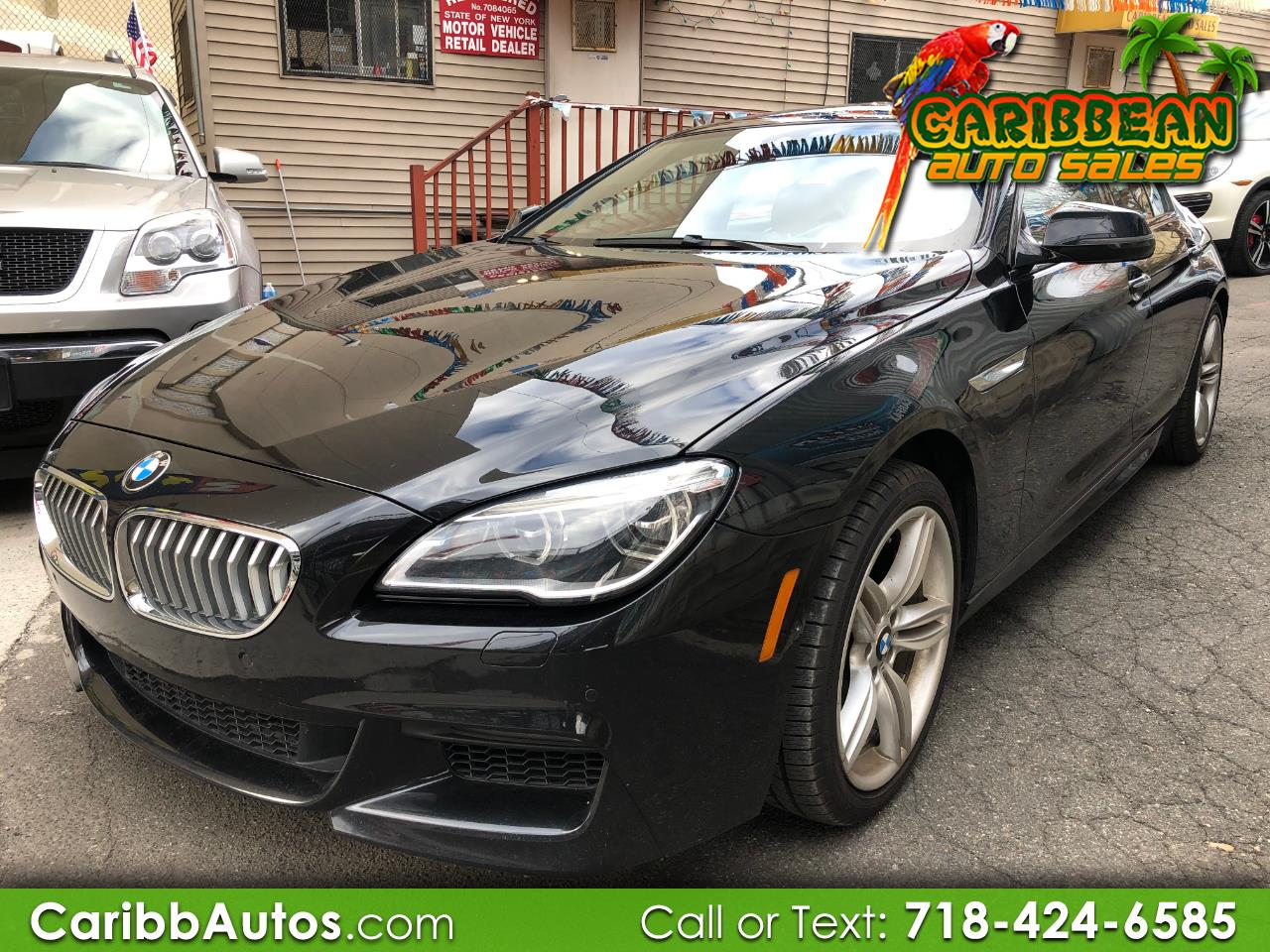 2016 BMW 6 Series 4dr Sdn 650i xDrive AWD Gran Coupe