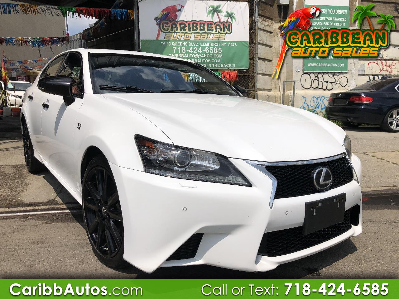 2015 Lexus GS 350 4dr Sdn Crafted Line AWD