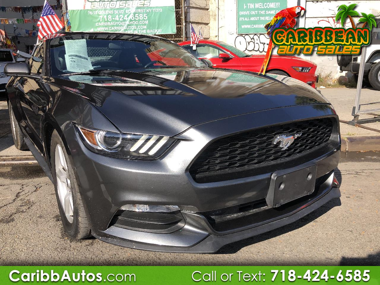 Caribbean Auto Sales >> Used 2017 Ford Mustang V6 Fastback For Sale In Elmhurst Ny