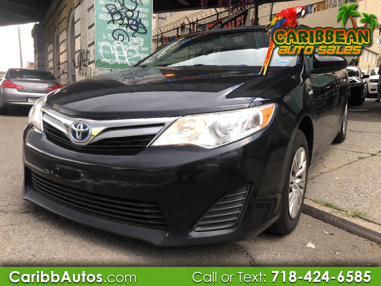 Toyota Camry Hybrid 2014.5 4dr Sdn SE Limited Edition (Natl) 2014