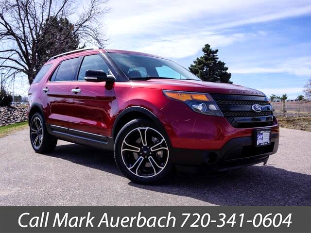 2014 Ford Explorer Sport 4WD