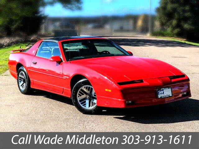 1989 Pontiac Firebird Coupe
