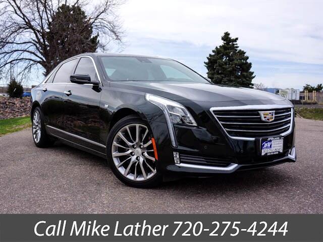 2017 Cadillac CT6 2.0L Luxury