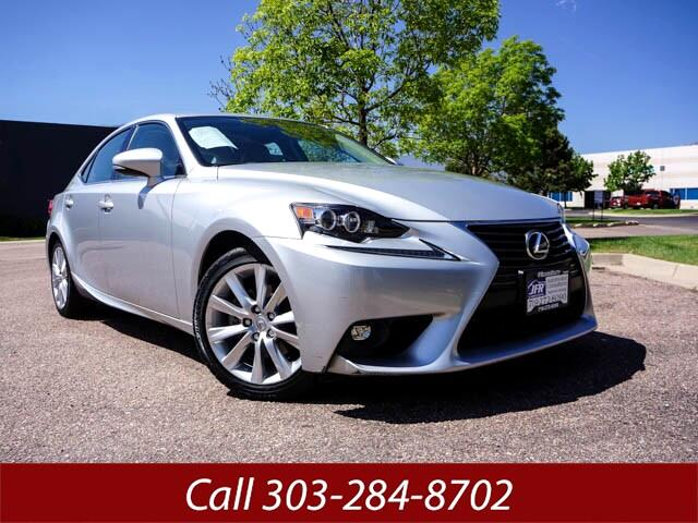 2015 Lexus IS 250 AWD