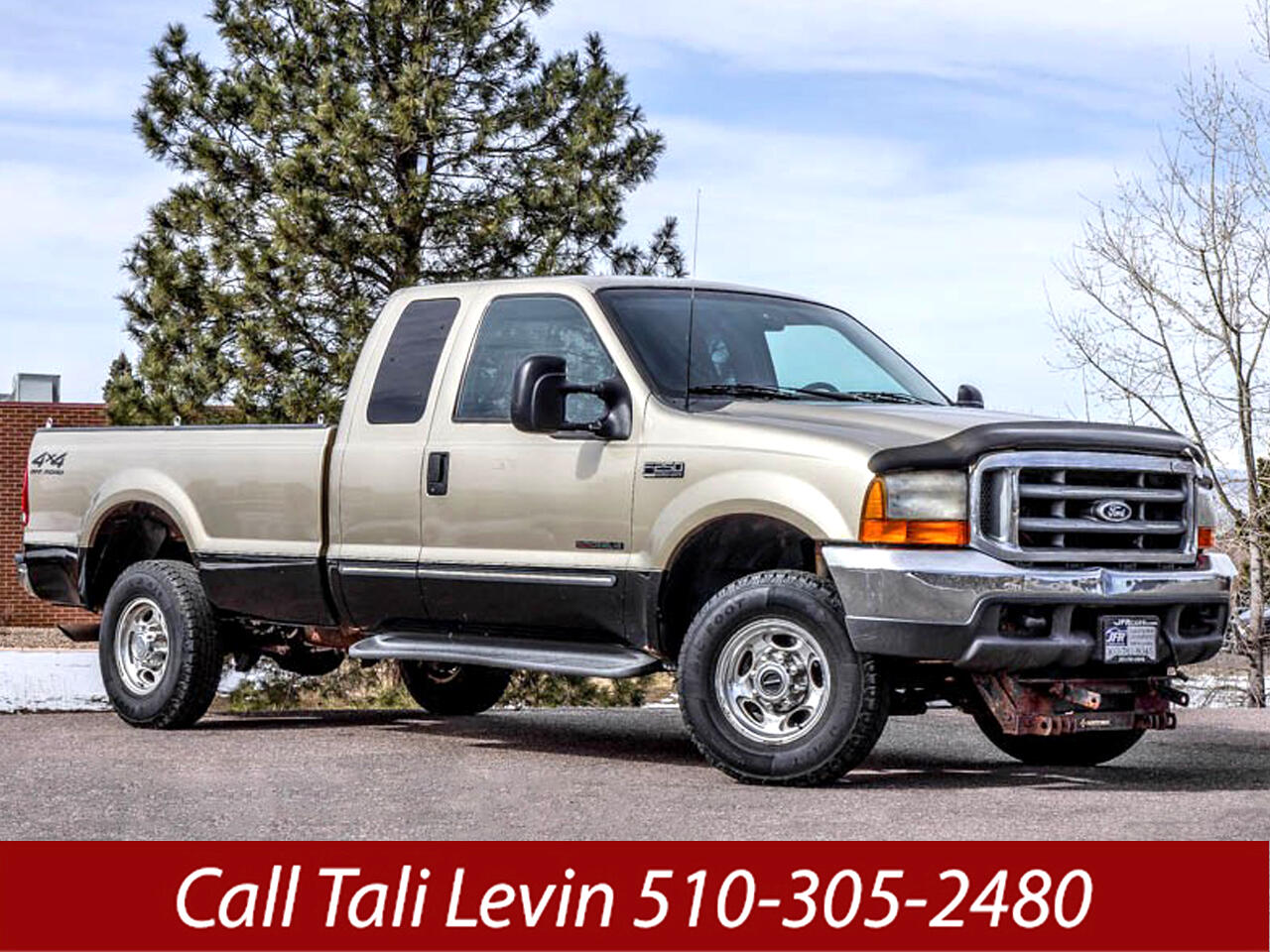 2000 Ford F-250 SD Lariat SuperCab Long Bed 4WD