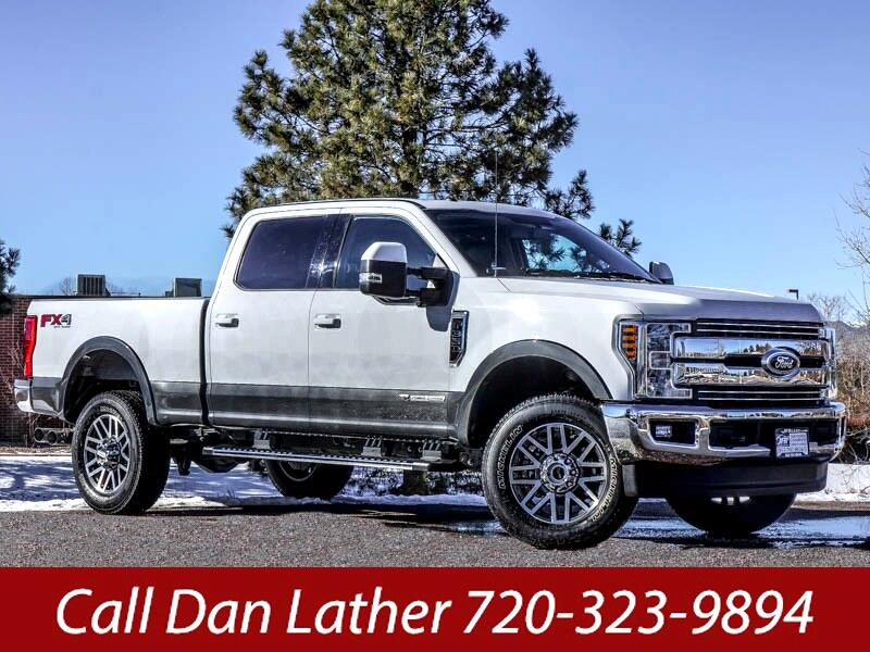 2018 Ford F-350 SD Lariat Crew Cab Short Bed 4WD
