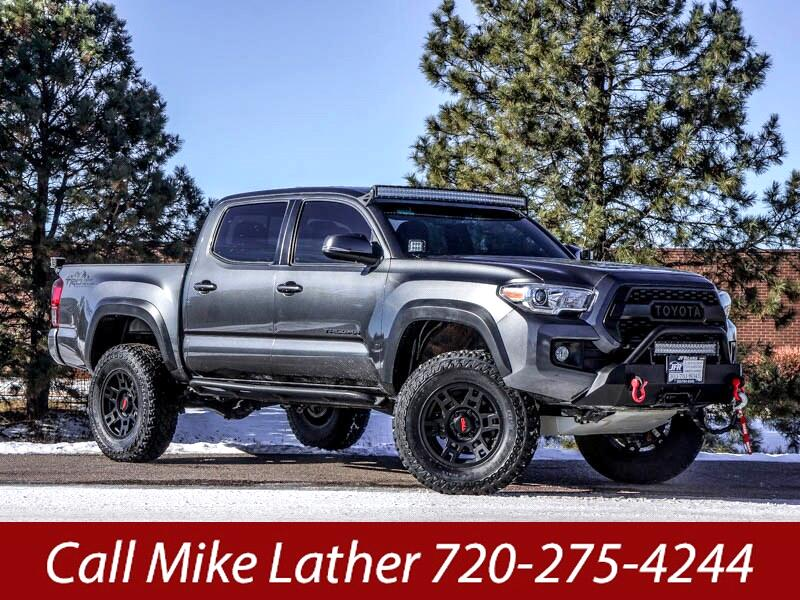 2018 Toyota Tacoma TRD Off Road Premium Double Cab Short Bed