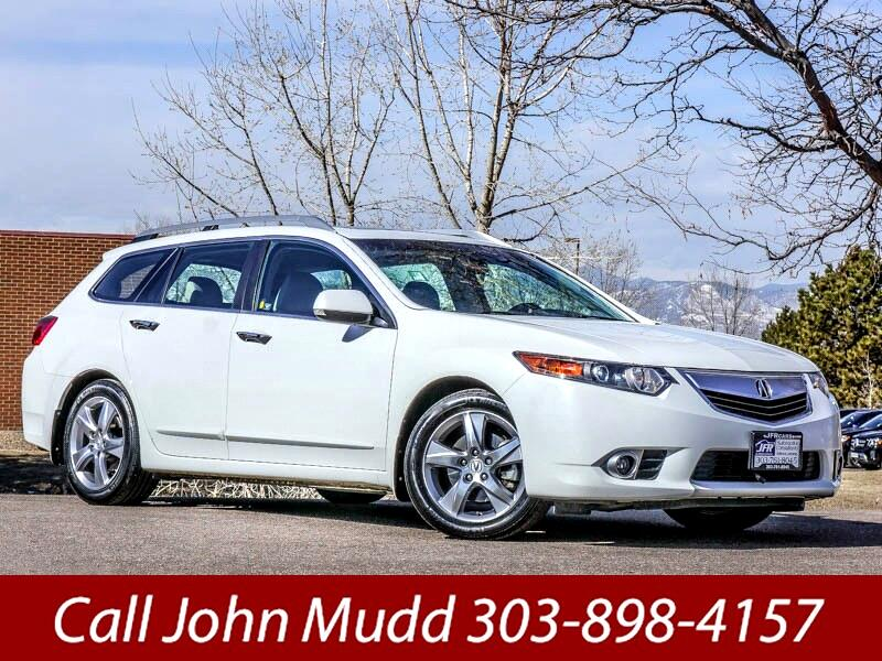 2012 Acura TSX 5-Spd AT w/ Technology Package