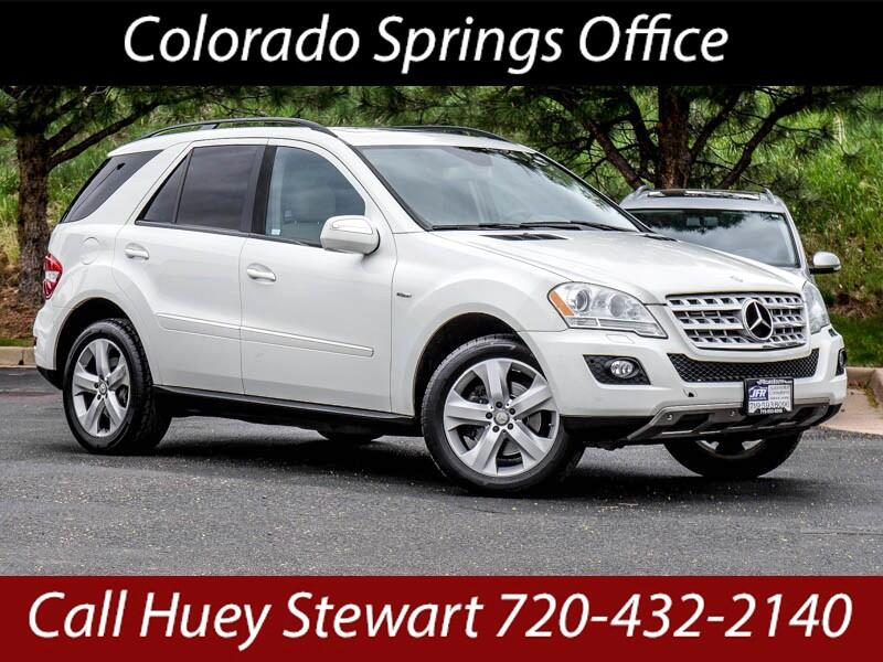 2009 Mercedes-Benz M-Class ML320 BlueTEC