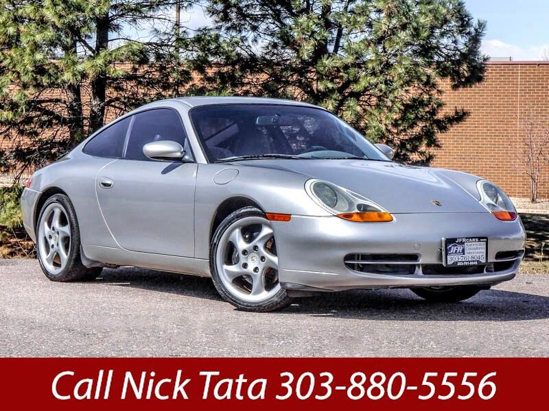 1999 Porsche 911 Carrera Coupe