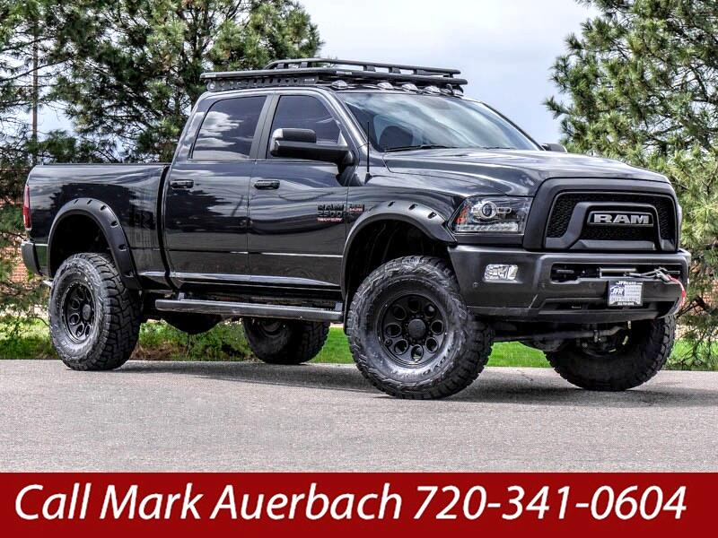 2018 RAM 2500 Power Wagon Crew Cab SWB 4WD