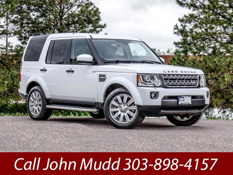2016 Land Rover LR4 Base