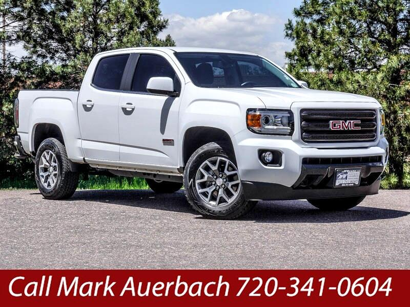 2018 GMC Canyon All Terrain Crew Cab 4WD
