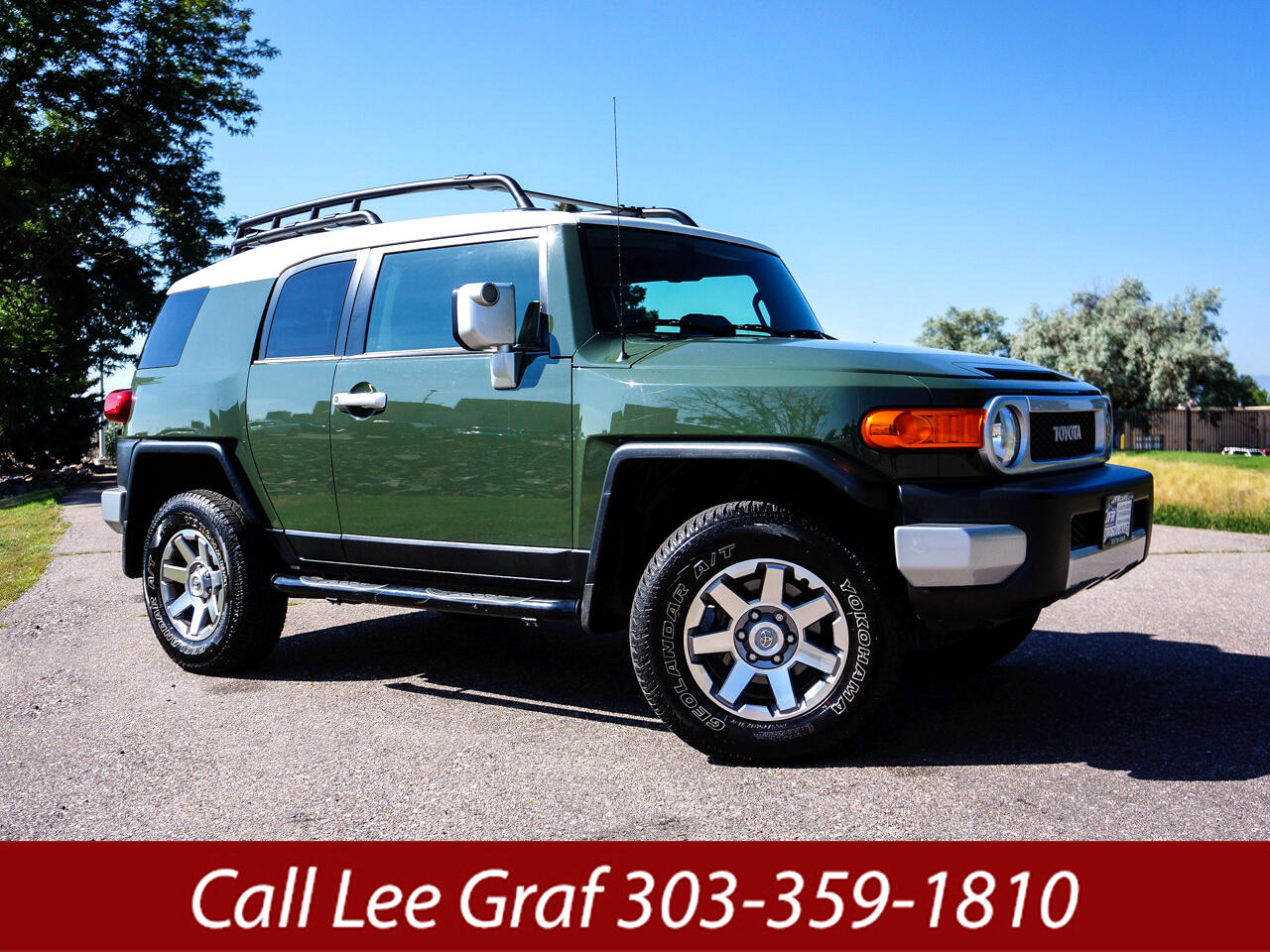 2014 Toyota FJ Cruiser 4WD 4dr Manual (Natl)
