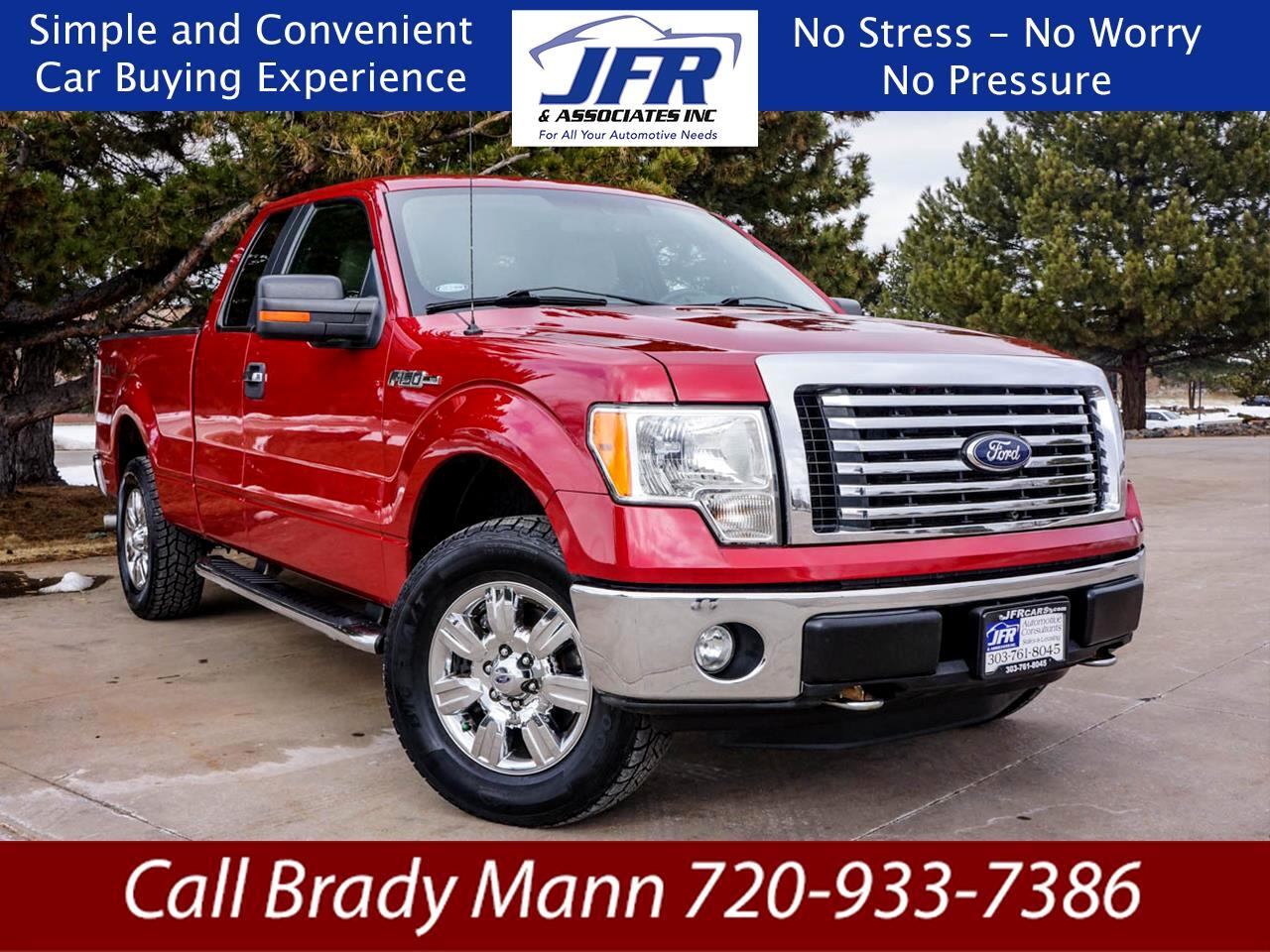 Ford F-150 FX4 SuperCab 6.5-ft. Bed 4WD 2011