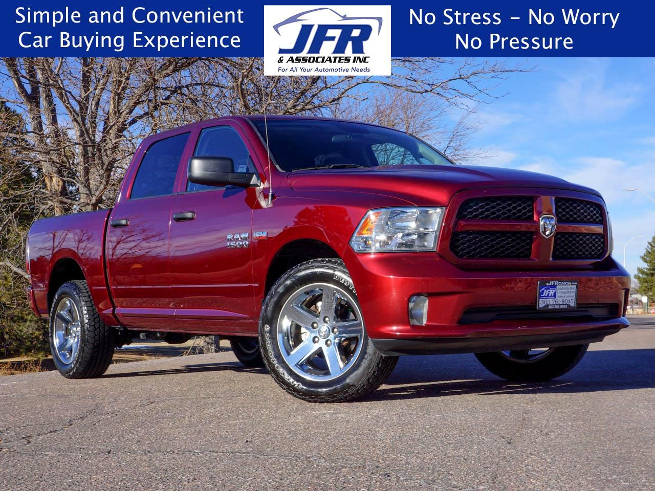 Used Ram 1500 Littleton Co