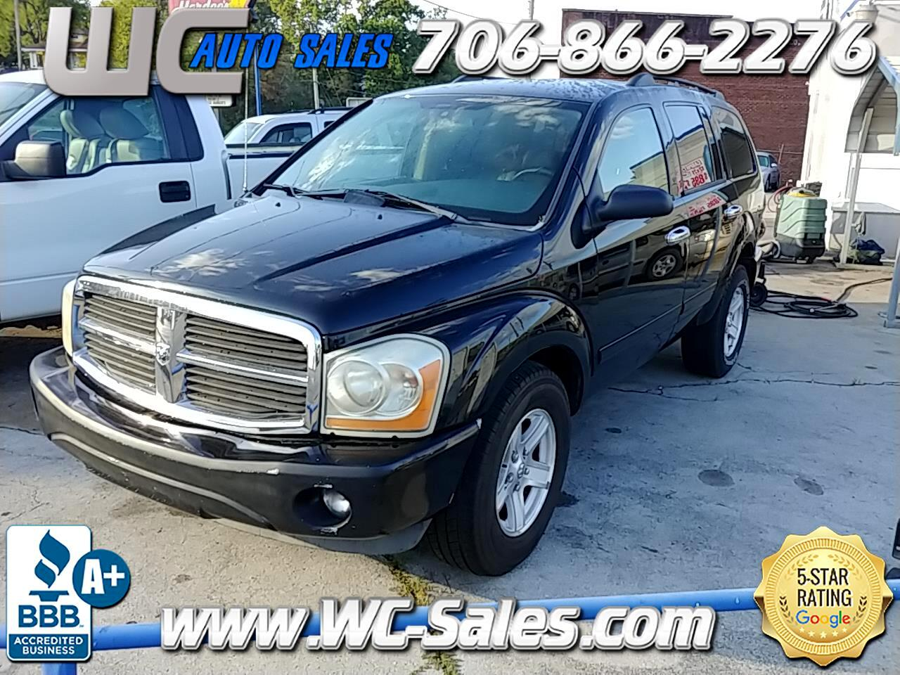 2005 Dodge Durango Adventurer Model 2WD