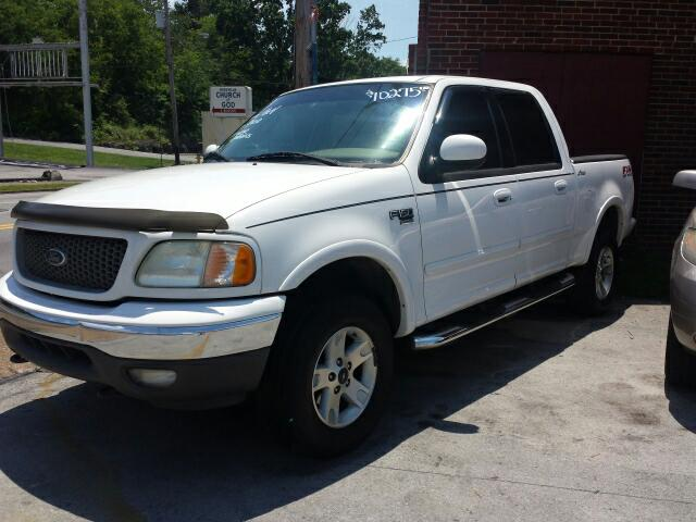2003 Ford F-150 FX4 SuperCrew 5.5-ft. Bed 4WD