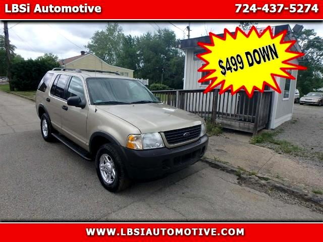 2003 Ford Explorer XLS Sport 4.0L AWD