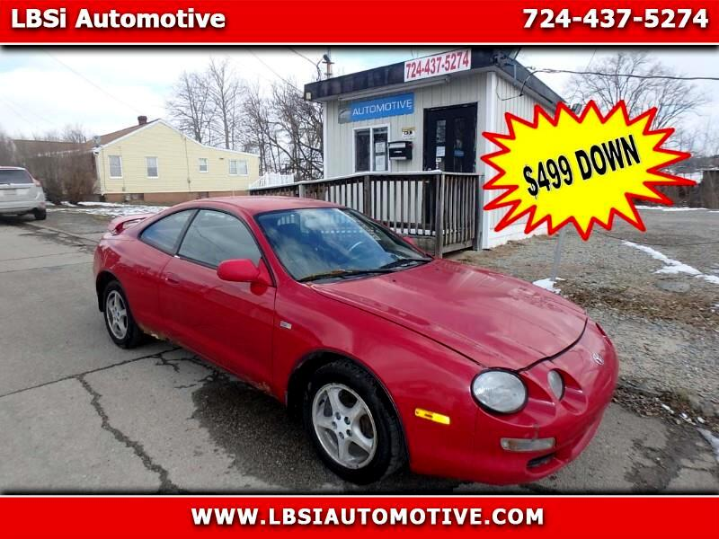 1997 Toyota Celica ST liftback