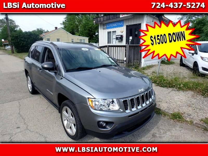 2012 Jeep Compass Limited 4WD