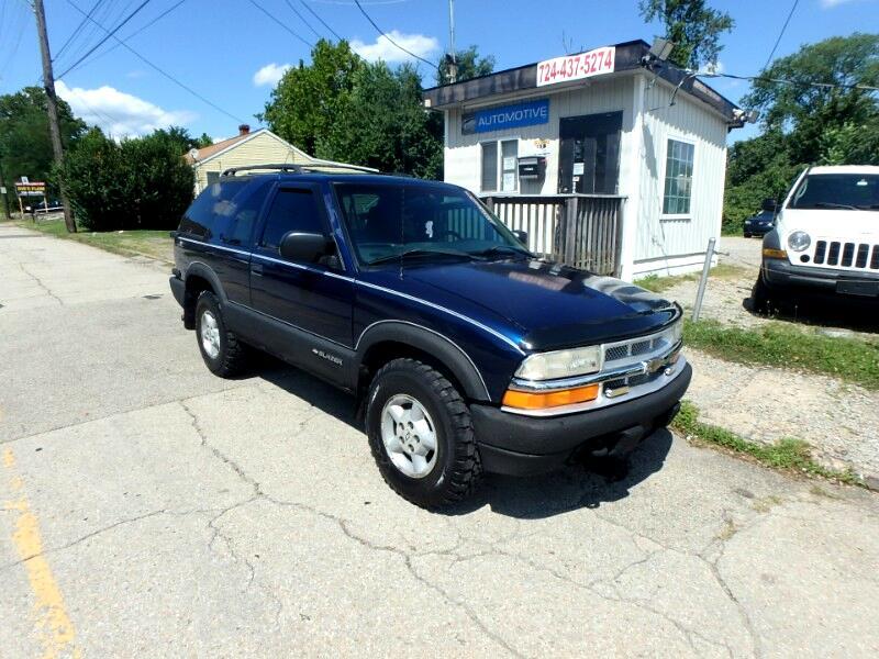 1999 Chevrolet Blazer 2-Door 4WD