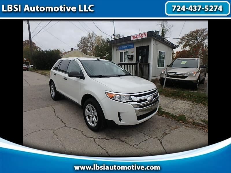 Ford Edge SE AWD 2013