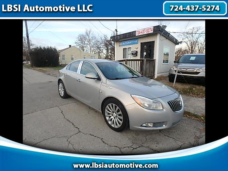 Buick Regal CXL - 1XL 2011