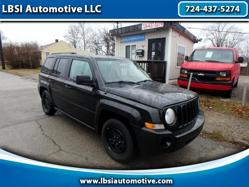 Jeep Patriot Sport 2WD 2008