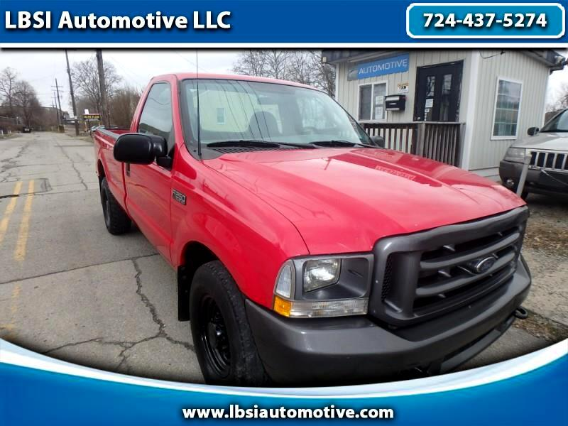 Ford F-250 SD King Ranch Long Bed 2WD 2003