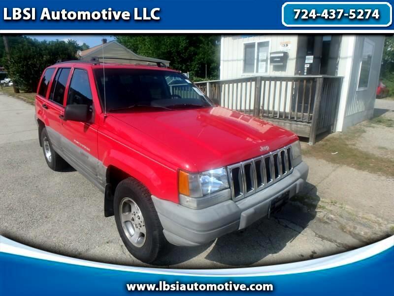Jeep Grand Cherokee TSi 4WD 1998