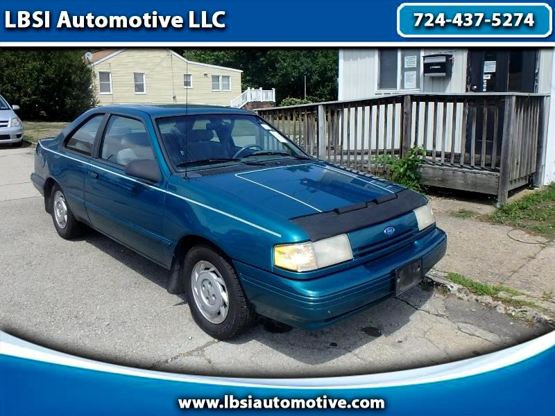Ford Tempo GL Coupe 1994