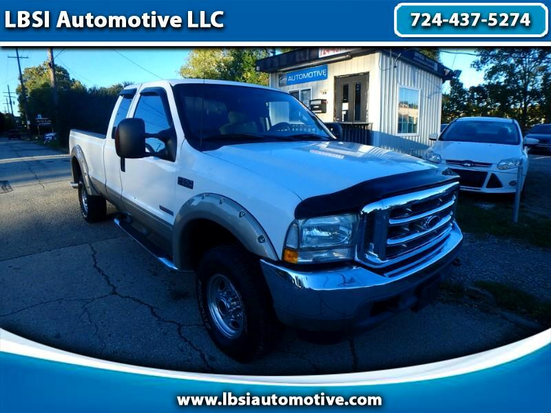 Ford F-350 SD XL SuperCab 4WD 2003