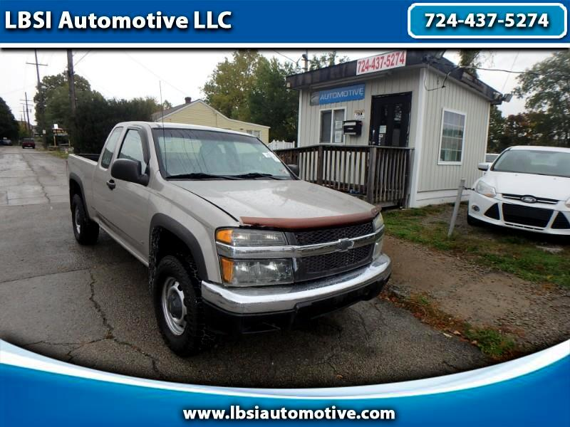 Chevrolet Colorado LS Ext. Cab 4WD 2007