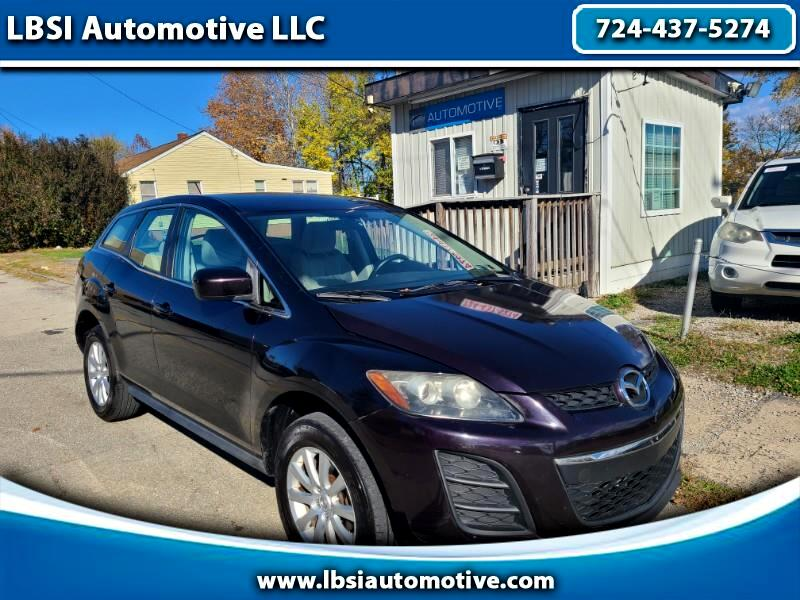 Mazda CX-7 Unknown 2010