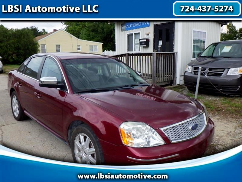 Ford Five Hundred Limited AWD 2007
