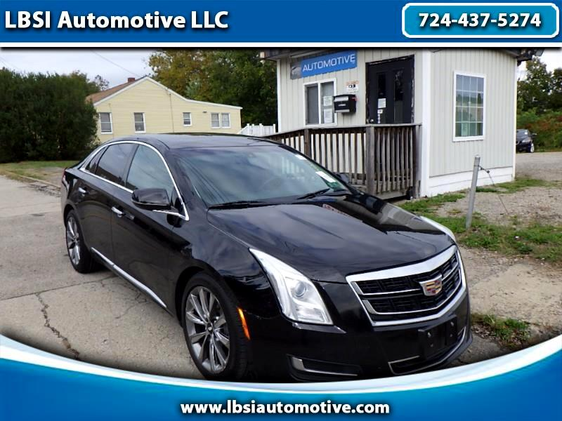 Cadillac XTS Livery 2016