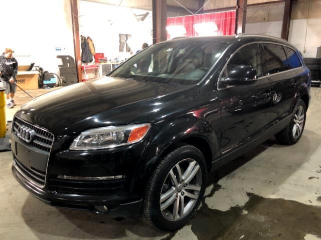 2007 Audi Q7  for sale VIN: WA1BY74L87D086816