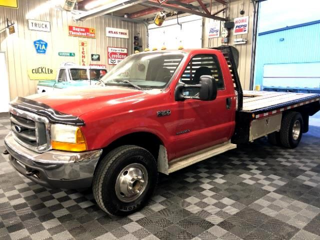 2000 Ford F-350 SD XL Reg. Cab 4WD DRW