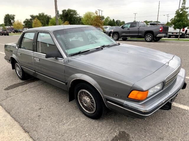 1990 Buick Century 4dr Sedan Ltd