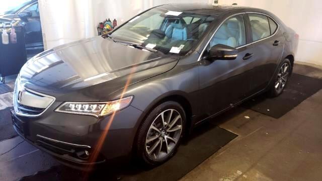 2016 Acura TLX 4dr Sdn SH-AWD V6 Advance